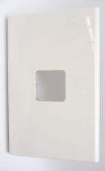 PDL Wall Plate 1 Hole