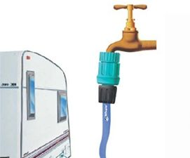 Whale Aquasource Mains Water Hook Up Pack Miscellaneous