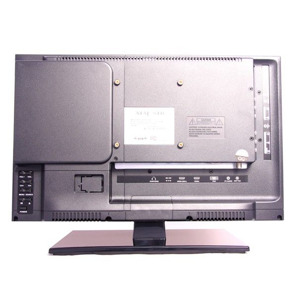 Majestic 18 5 Quot Led Lcd Tv With Built In Dvd Player Tvs